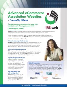 Advanced eCommerce Association Websites