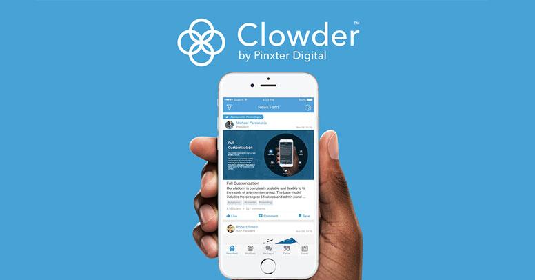 clowder by prinxter digital