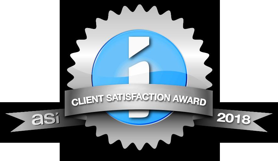 ASI Client Satisfaction Award