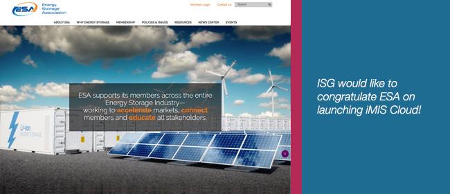 Energy Storage Association